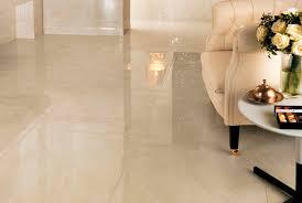 cream high gloss kitchen floor tiles morespoons b0e562a18d65