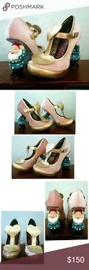 Irregular Choice Shoe Size Chart New Irregular Choice Gnome Heel These Are Marked As Size