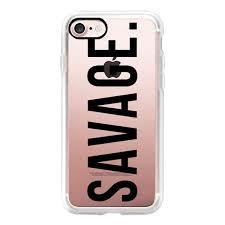 iphone 7 cases. savage (black) - iphone 7 case, plus iphone cases