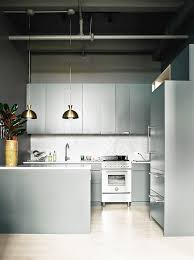 Marvelous Last But Not Least, We Love A Dramatic Almost Black Kitchen, Especially In Photo Gallery
