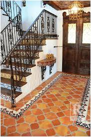 how to seal saltillo tile and terracotta tile