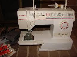 Singer Sewing Machine Model 9005