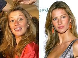 s secret models without makeup victoria secret gisele bundchen no makeup