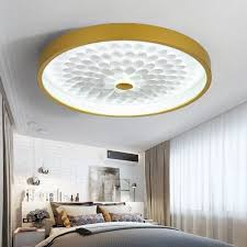 room ceiling lamp modern remote control