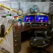 office halloween decoration ideas. Alluring Halloween Decorations For Cubicles 1 Ideas Office Decoration Themes 1427682