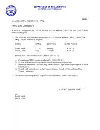 Appointment Letter Format Writing Professional Letters