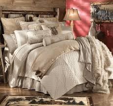 back to rustic bedding ideas