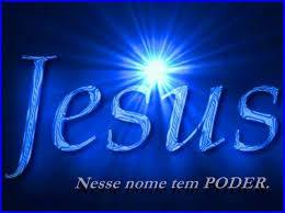 Resultado de imagem para o poder do nome de jesus