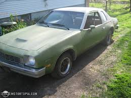 1975 Chevrolet Monza Towne Coupe id 24445