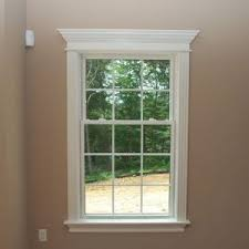 one simple way to choose interior window trim is to match it to the home s other molding to ensure a cohesive look windowtrim