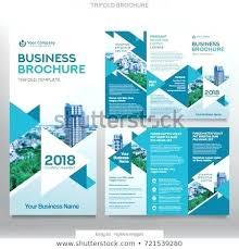 Free Download Brochure Business Leaflet Template Brochure Template Fold Business