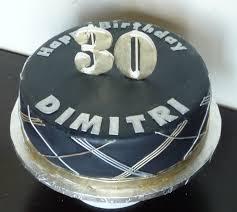 10 Easy Birthday Cakes For Men Photo Man Birthday Cake Ideas