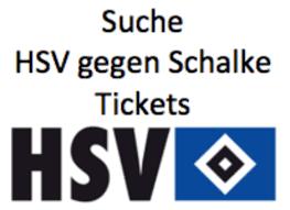 hsv gegen schalke tickets