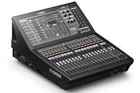 yamaha mixer. yamaha ql1 digital mixer p