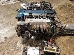 2JZGTE VVTI Twin Turbo 3.0 Engine ECU Harness MAF Igniter Toyota 2JZ ...