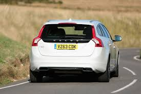 New Volvo V60 D4 [190] R Design Nav 5Dr Geartronic Diesel Estate ...