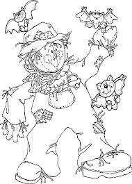 printable scarecrow coloring pages scarecrow face coloring page best scarecrows images on coloring books scarecrows scarecrow