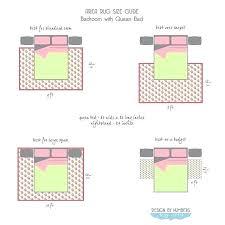 58 Rug Under Queen Bed What Size Rug For Bedroom 58 Rug Queen Bed