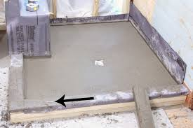 how to build a tile shower pan svbtle club