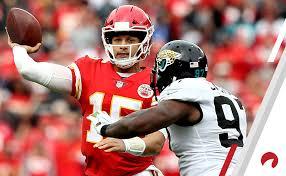 Kansas City Chiefs vs Jacksonville Jaguars Odds - Sunday ...