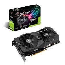 ASUS GeForce GTX1650 ROG STRIX 4GB GAMING GDDR5 128Bit DX12 Nvidia Ekran  Kartı - Vatan Bilgisayar