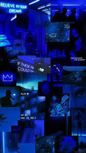 Dark Blue Aesthetic Wallpapers ...
