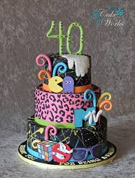Totally Awesome 80s Cakecentralcom