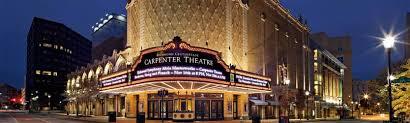 Center Stage Richmond Va Seating Chart Carpenter Theatre At Richmond Centerstage Tickets And