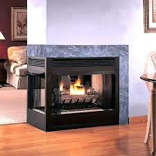 vent free gas fireplace with mantel s ty less