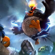 Angry Birds Evolution - game artworks at Riot Pixels
