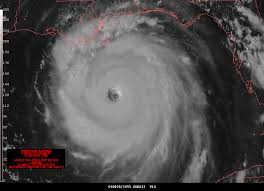 understanding katrina hurricane katrina well formed eye