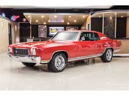 1971 Chevrolet Monte Carlo for Sale on ClassicCars.com