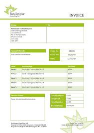 Consultant Invoice Sample Filename Elsik Blue Cetane