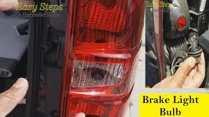 2003 Chevy Trailblazer Brake Light Bulb Replacement How To Replace Rear Signal Light Tail Brake Light Bulb Flasher Light On Chevrolet Suburban
