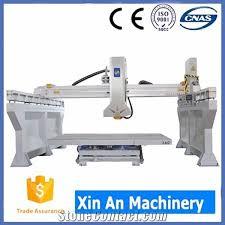xinan bridge saw granite marble cutting machine full automatic stone slab cutting machine countertop cutting machine stone cutter