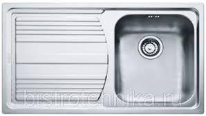 Купить <b>Кухонную мойку FRANKE</b> LLX 611 (101.0085.773 ...