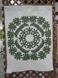 Hawaiian Quilting Classes - Hawaiian Quilting With Poakalani & Co. & Hawaiian Greenery 45