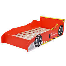 racing car bedroom furniture. kids race car bed toddler boys child furniture bedroom red wooden racing