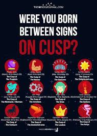 Cusp Chart Astrology Were You Born Between Signs On Cusp Joshua Zodiac