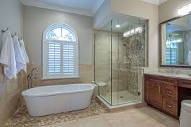 shower and tub enclosure installation