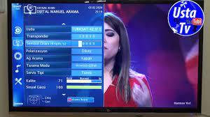 Beko, Arçelik ve Grundig televizyonlara manuel kanal ekleme - YouTube