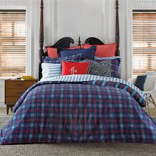 Bedroom Luxurious Look Tommy Hilfiger forter — Nylofils