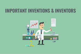 List Of Important Inventions Inventors For Ssc Chsl Practicemock