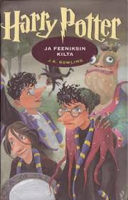 finland s front cover of harry potter and the order of the phoenix book