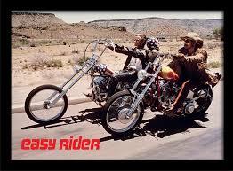 Easy Rider Bezstarostná Jízda Bikes Rámovaný Obraz Na Zeď Posterscz