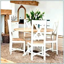 round oak dining table and 4 chairs set solid small a round oak dining table