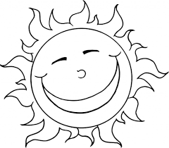 sun coloring page. Modren Coloring Coloring Page Of The Sun And G