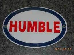 Humble Oil Co. | hobbyDB