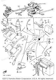 83 kawasaki motorcycle wiring diagram and fuse box