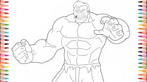 Now, as a member of the avengers, hulk helps smash the unimaginable threats that no hero could face alone, hoping to at least prove to the world that he is the strongest hero there is! Marvel Avengers Assemble The Incredible Red Hulk Avengers Coloring Pages Superhero Coloring Book Youtube